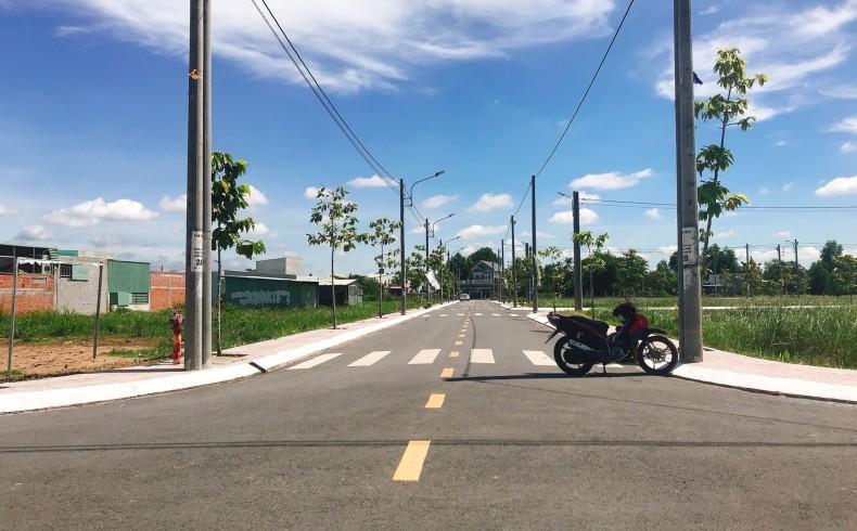 Hình ảnh thực tế Thuận Đạo Residence